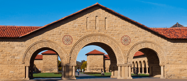 Campus da Universidade de Stanford