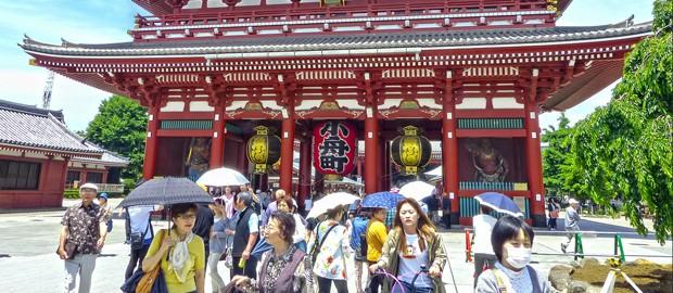 """""""Morar em Tóquio é como viver em diversas cidades"""" diz estudante"""