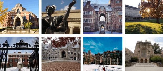 Guia online e gratuito sobre a Ivy League