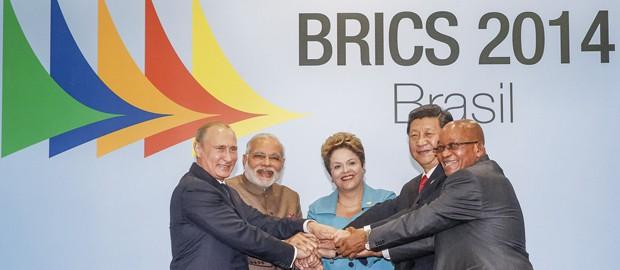 Brics firmam acordo para intercâmbio entre os países
