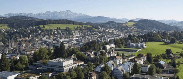 Universidade de Saint Gallen, na Suíça
