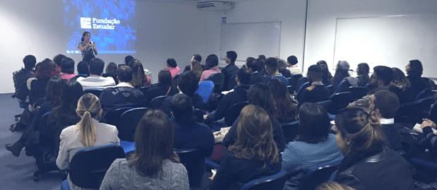 palestra sobre pós-graduação
