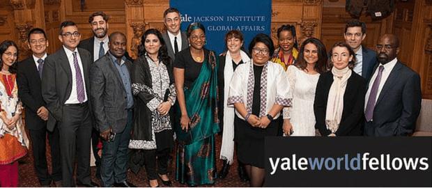 Yale World Fellows