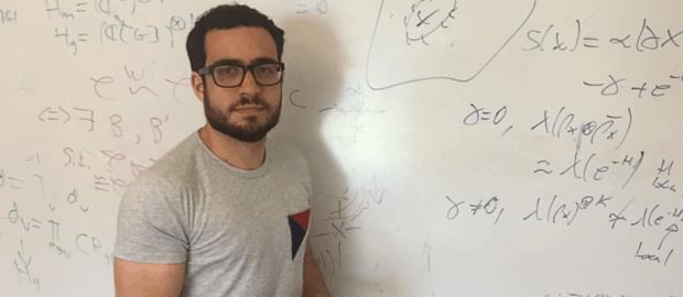 brasileiro no Caltech