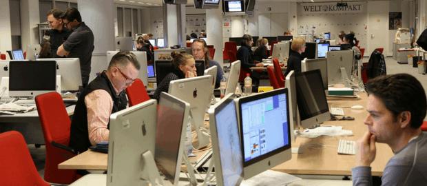 intercâmbio para jornalistas