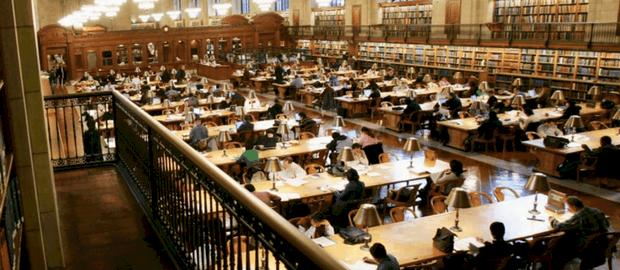 Biblioteca de Harvard