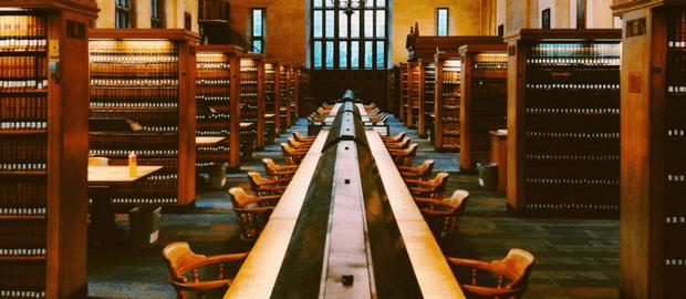 O estranho caso das bibliotecas silenciosas de Cornell