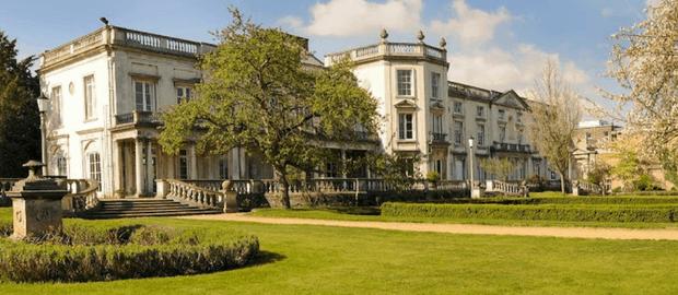 Campus da Universidade de Roehampton, no Reino Unido