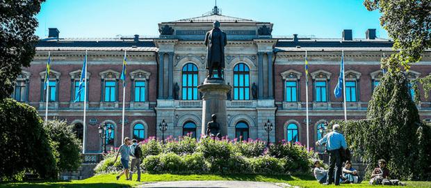 Bolsas para Mestrado em inglês na Suécia