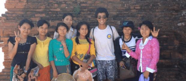 Um ano, dois intercâmbios: da Holanda ao trabalho voluntário no Camboja