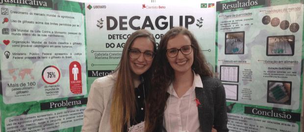 Aos 18, cientista brasileira apresentará pesquisa em Congresso Internacional