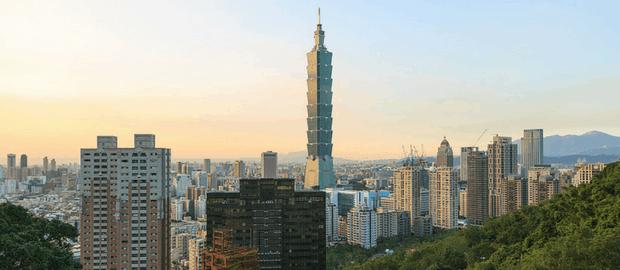 Taipei, capital de Taiwan