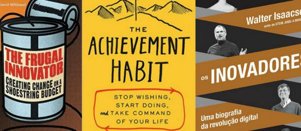 Livros que alunos de Stanford leem sobre empreendedorismo