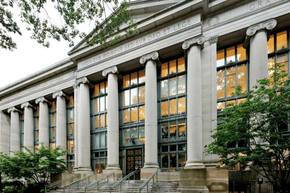 Bibioteca da Harvard Law School