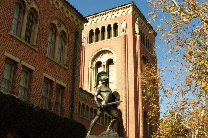 * Foto: USC Marshall Current Students - University of Southern California / MBA nos EUA