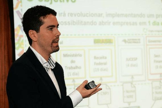 Um político em formação: conheça a história do brasileiro Bruno Santos