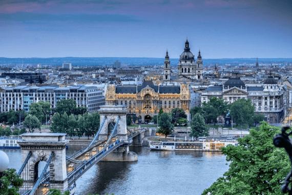 estudar na Hungria Budapeste
