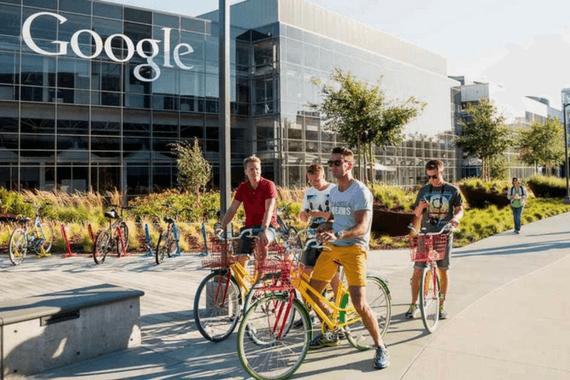 google empresas do vale do silício